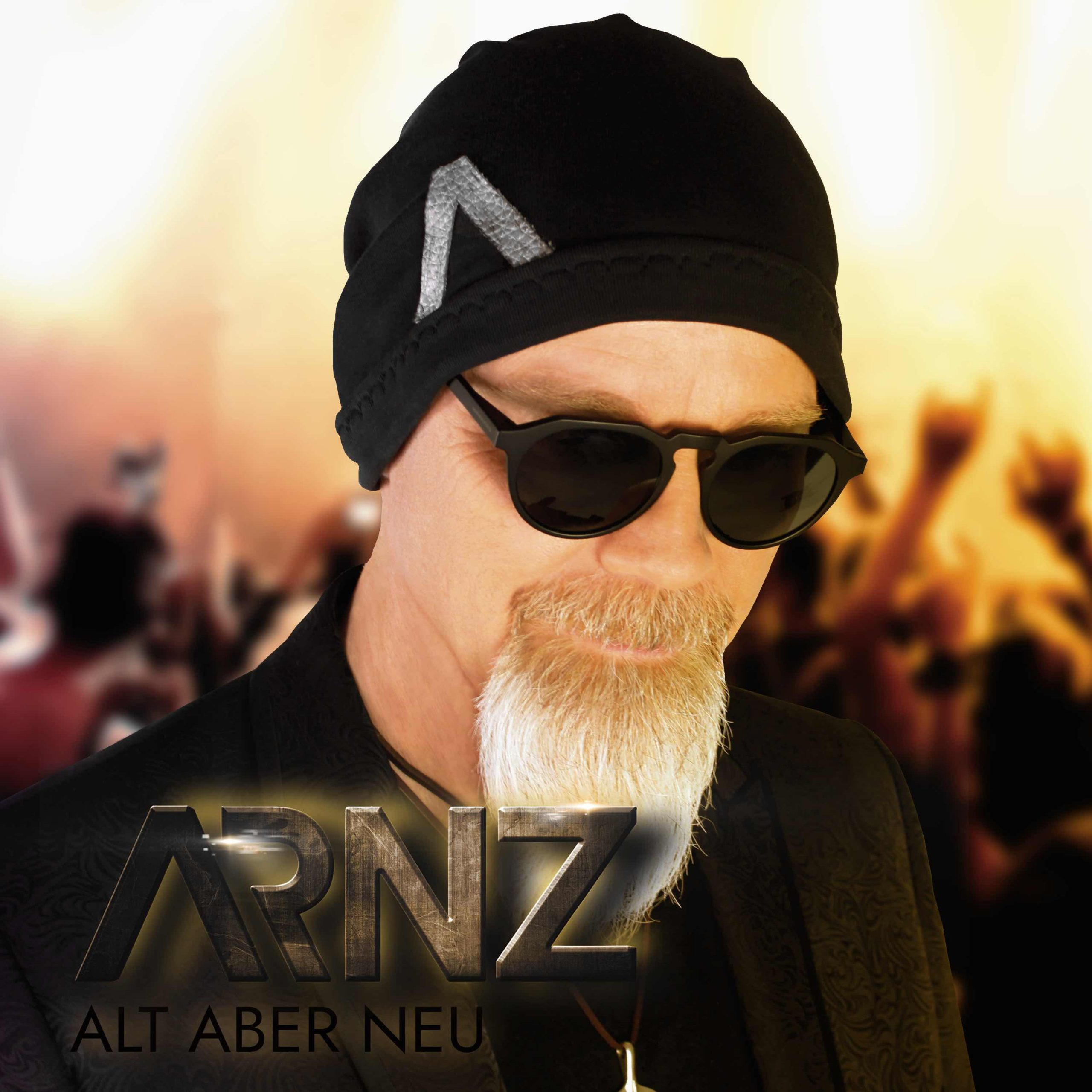 ARNZ-Alt aber neu .Single Cover